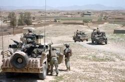USA verstärken Aggression gegen afghanische Bevölkerung