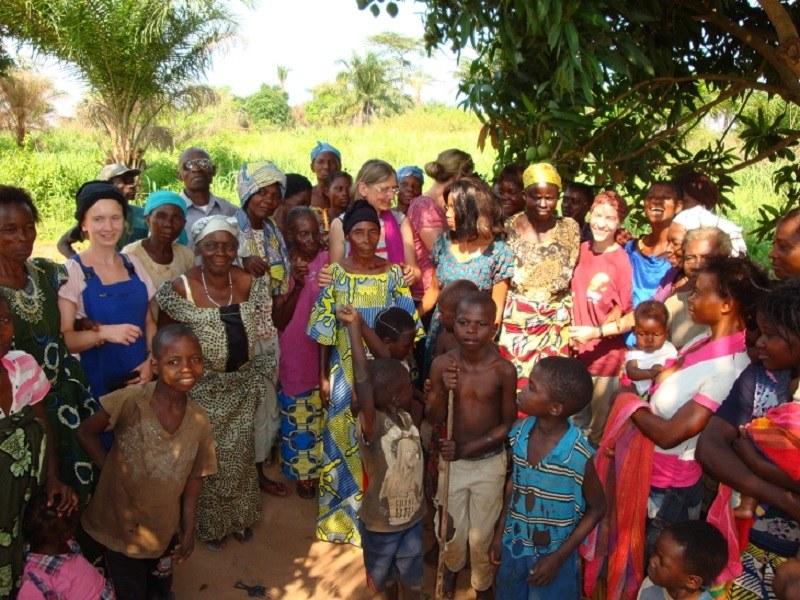 Fest der internationalen Solidarität - Kongobrigade des REBELL erfolgreich