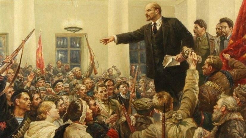 Mit der ICOR über die Oktoberrevolution diskutieren