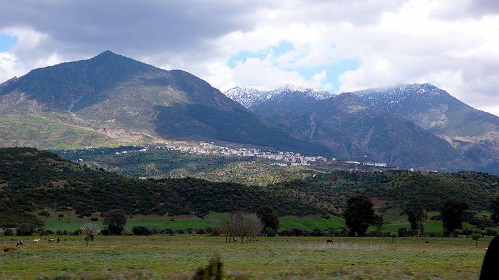 Das Rif-Gebirge - Wiege des Aufstands (foto: Chauen; Gabi from Alicante (CC BY-SA 2.0))