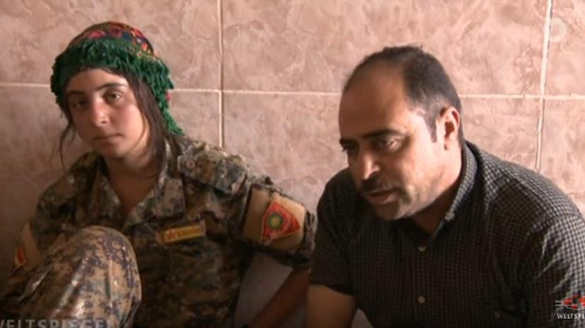 Esiden vertrauen der PKK