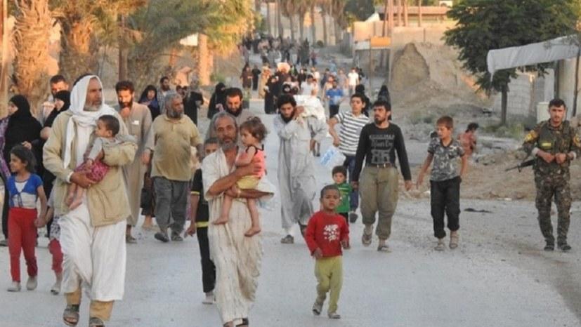 """""""IS-Hauptstadt"""" Al-Raqqa vor dem Fall"""