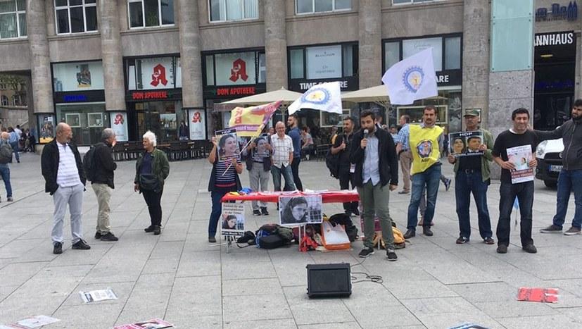 Meşale Tolu: Anklageschrift ist fertiggestellt