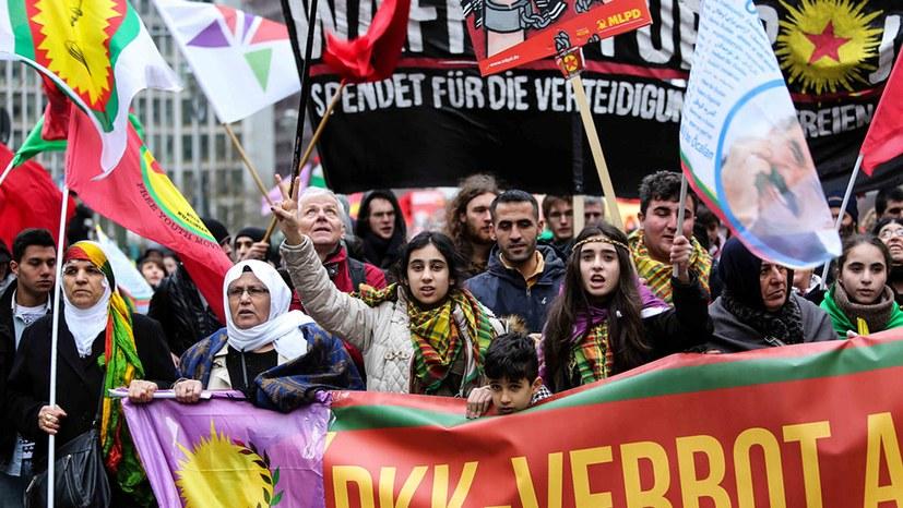 Geheimdienst führt Todesliste für PKK-Anhänger