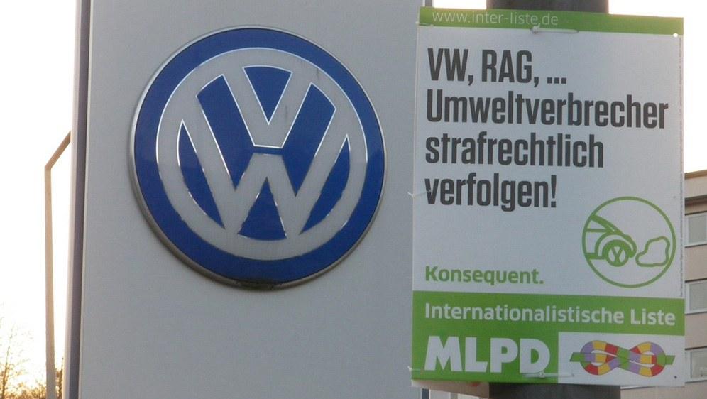 Kartell-Enthüllung - Steilvorlage für Bundestagswahlkampf der Internationalistischen Liste/MLPD