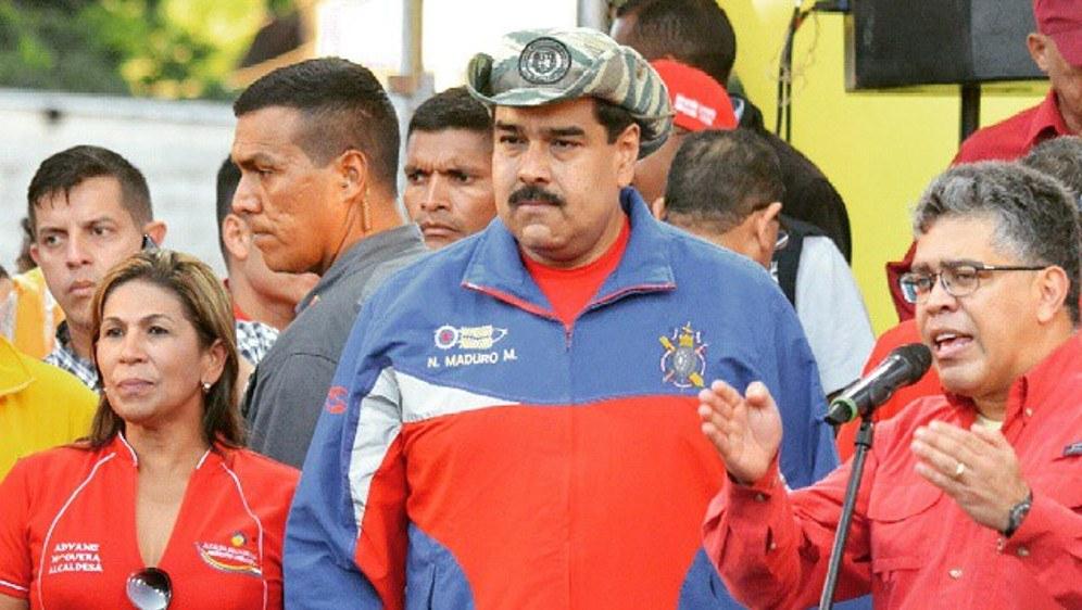 Venezuelas Präsident Nicolás Maduro (foto: Jonatanaherrea (CC BY-SA 4.0))