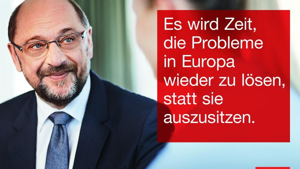 Wer war da nochmal Präsident des Europa-Parlaments gewesen? (foto: SPD)