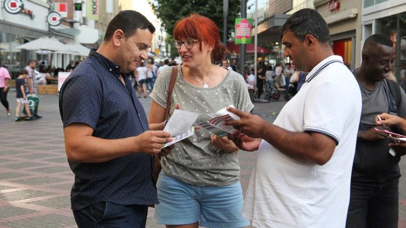 Wahlprogramm der Internationalistischen Liste/MLPD zeigt klare Kante