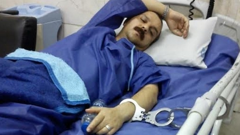 Reza Shahabi wieder inhaftiert