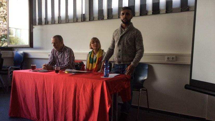 Kandidaten zu Gast im Kurdischen Verein