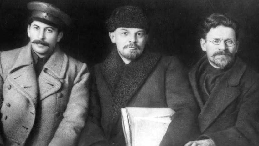 Jugendveranstaltung mit Lenin-Film