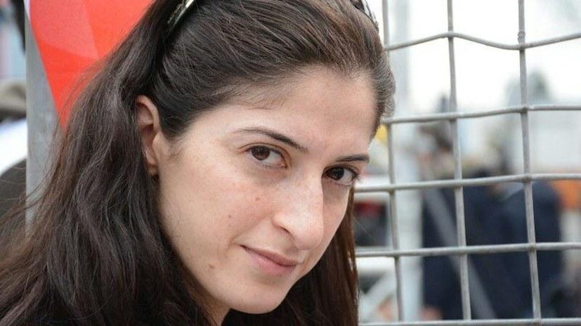 Freiheit für die Journalistin Meşale Tolu!