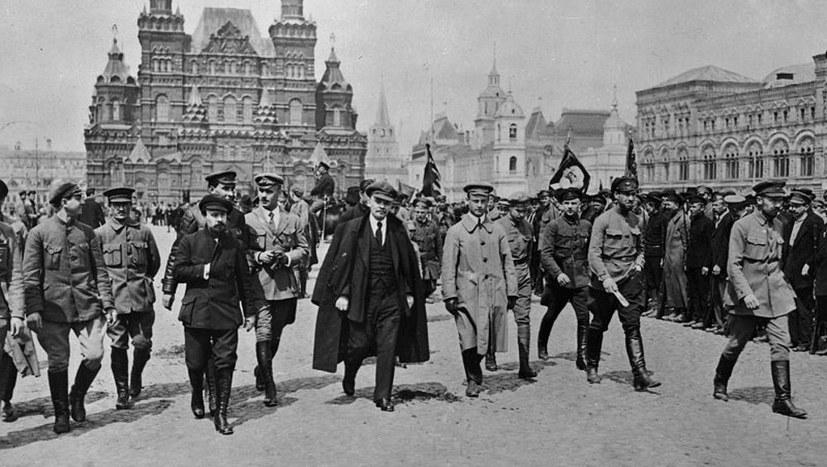 """""""Lenin hat bescheiden gelebt"""""""