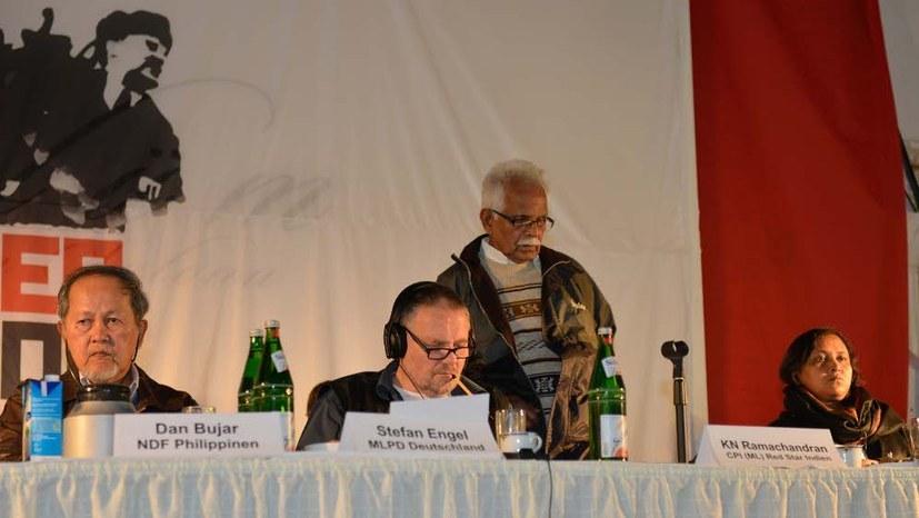 ICOR-Seminar zu 100 Jahre Oktoberrevolution startet mit intensiven, streitbaren Diskussionen