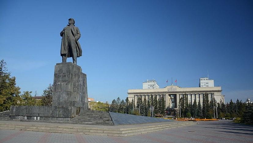 Lebendige Geschichte: Festliches Gedenken in Krasnojarsk