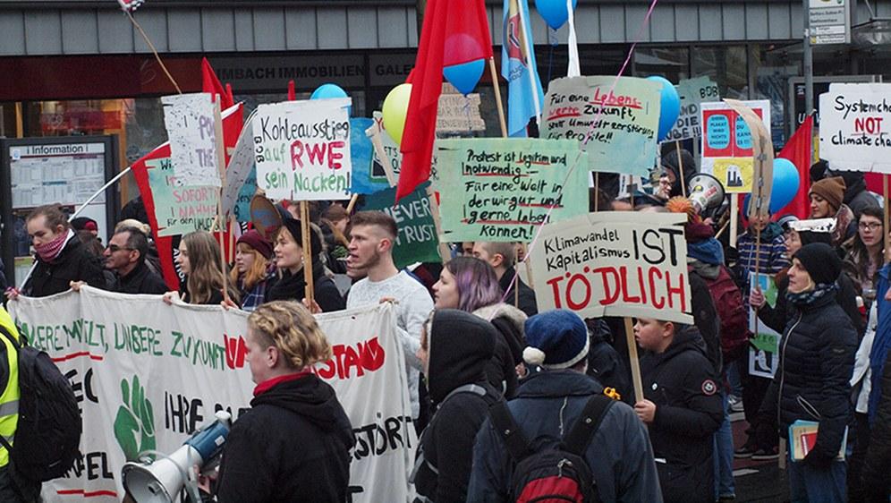Weltklimakonferenz beendet – imperialistischer Ökologismus ausgebaut