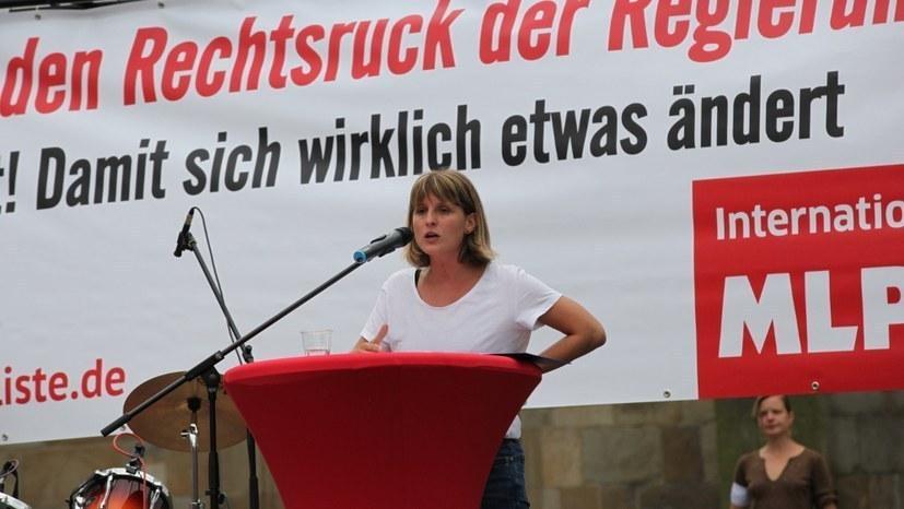 Offene politische Krise in Deutschland
