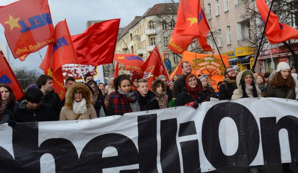 Auf zu den Lenin-Liebknecht-Luxemburg-Aktivitäten 2018!