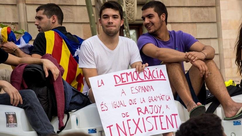 Absage an Rechtsruck der Rajoy-Regierung - Repression wird verschärft