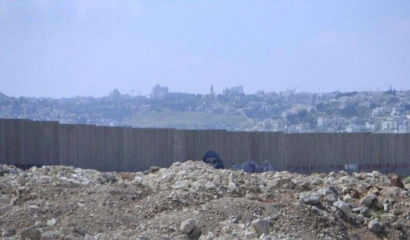 """""""Frieden mit den Palästinensern nie gewollt"""""""