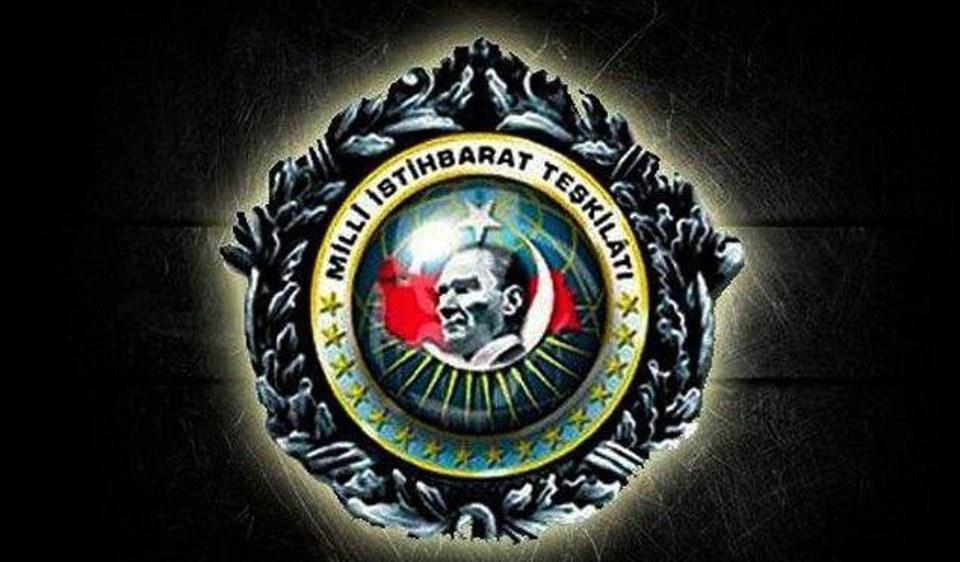 Emblem des türkischen Geheimdienstes MIT (foto: MIT)
