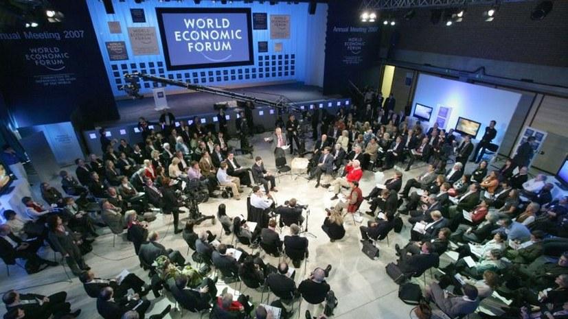 Weltwirtschaftsforum: Drohungen mit Handelskrieg und Suche nach Zweckbündnissen