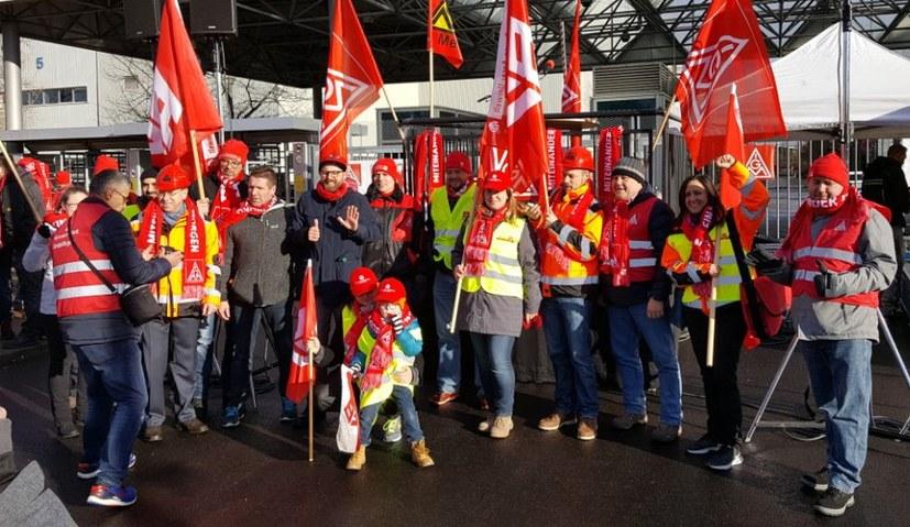24-Stunden-Streiks – eine Generalprobe, aber nicht das Ende der Fahnenstange