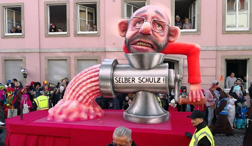 Berliner Chaostage bringen selbst Narren zum Staunen