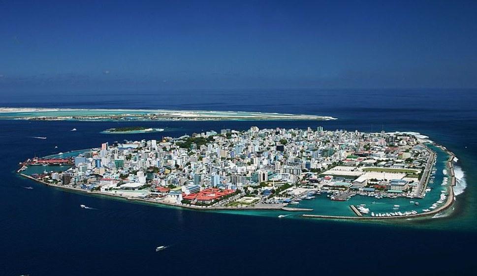 Die Malediven sind dem Untergang geweiht, wenn sich die Prognosen bestätigen (foto: Shahee Ilyas (CC BY-SA 3.0 nicht portiert))