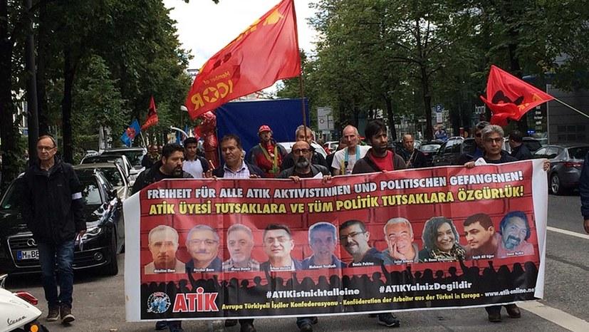 Erfolg der Solidaritätsbewegung - Vier weitere ATIK–Gefangene frei