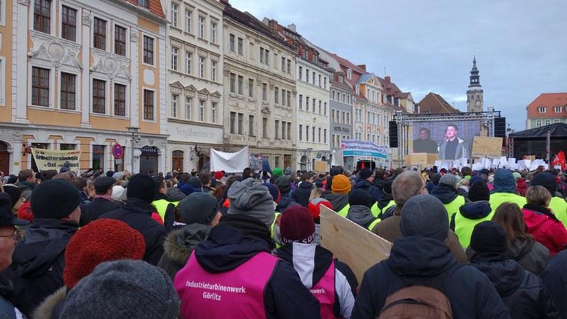 """Metalltarifrunde in Ostdeutschland: """"Wir wären zu mehr bereit gewesen"""""""