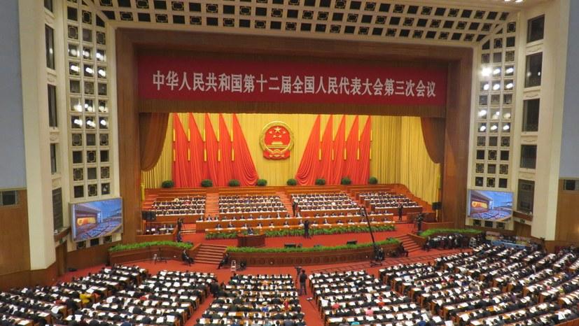 Nationaler Volkskongress bekräftigt weiteren Expansionskurs