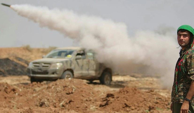 Türkisches Militär bereitet Überfall auf die Stadt Efrîn vor