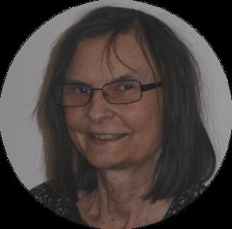 Anne Slave, Dresden, Mitglied der IGBCE und Betriebsrätin bei Glofo Dresden