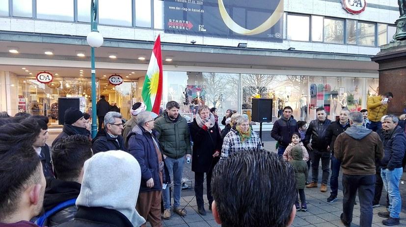 Das faschistische Erdogan-Regime gehört international geächtet