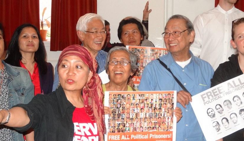 Duterte-Regierung setzt Joma Sison auf faschistische Todesliste