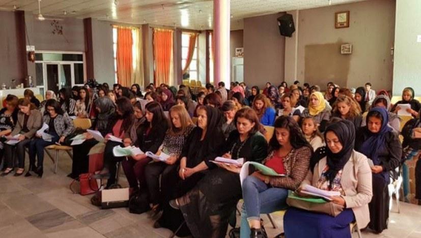 Frauen der Welt! Weltfrauen aller Kontinente! Frauen erheben sich für Efrîn!