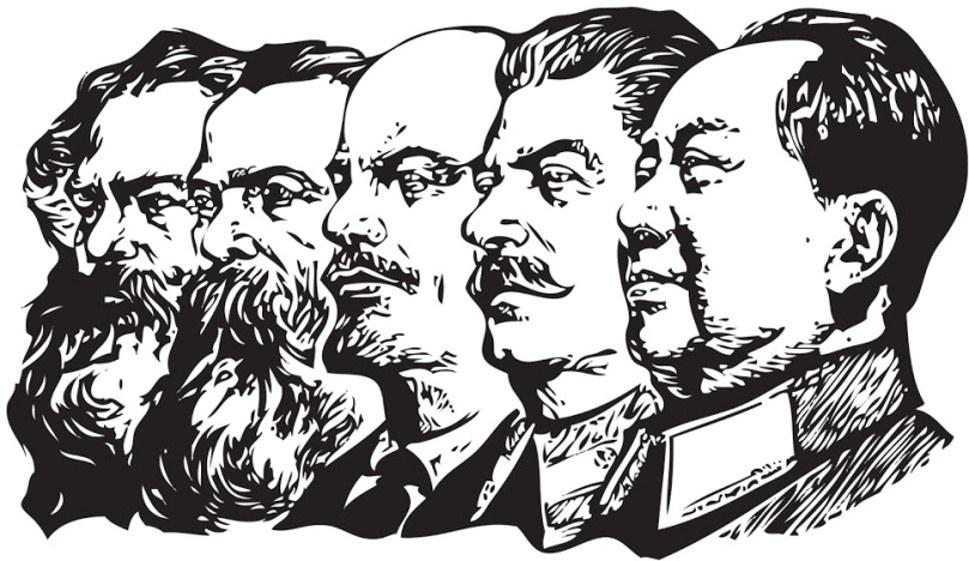 Die fünf Klassiker des Marxismus-Leninismus