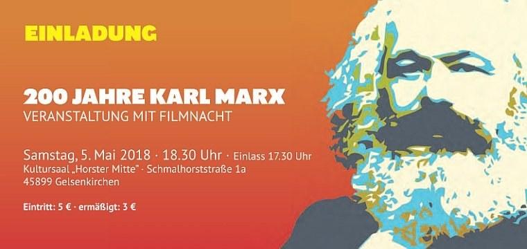 200 Jahre Karl Marx
