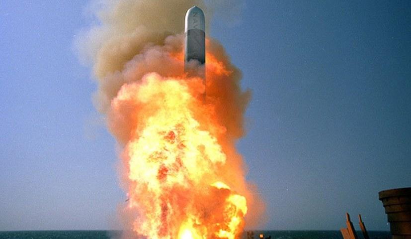 Werden Tomahawk-Marschflugkörper von den US-Kriegstreibern eingesetzt werden (foto: gemeinfrei)