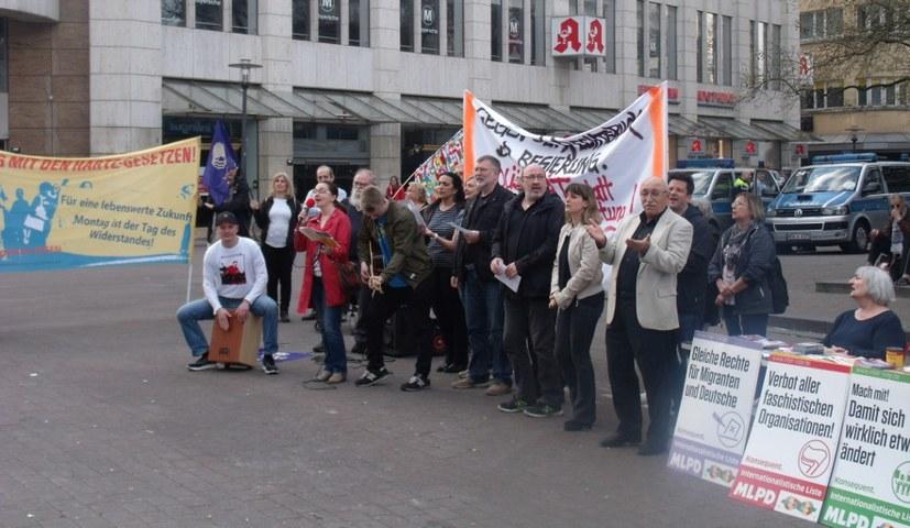 Erfolgreicher Protest gegen den Rechtsruck der Regierung