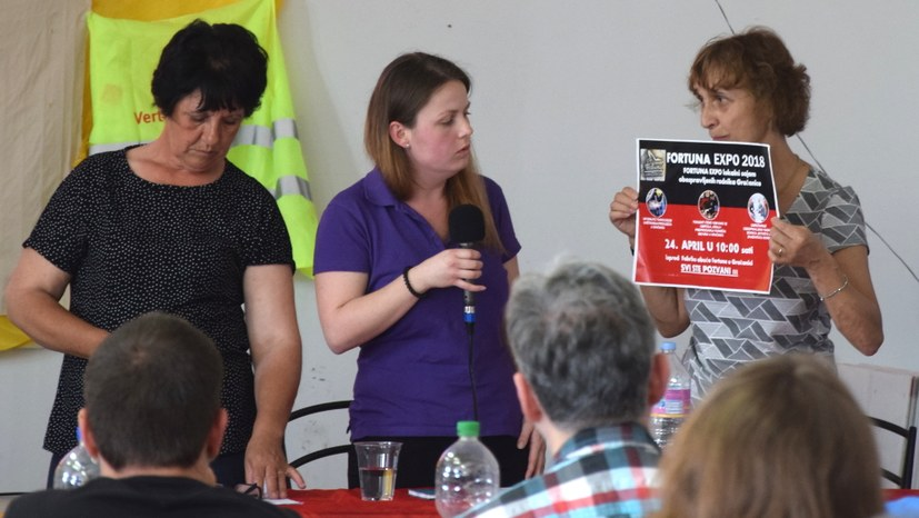 Bosnien-Herzegowina: Mutige Frauen streiken seit sechzehn Monaten