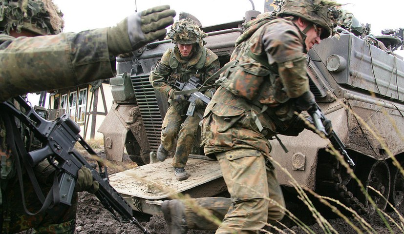 Umbau zur Verteidigungsarmee? Von der Leyens neue Begründung für die Aufrüstung
