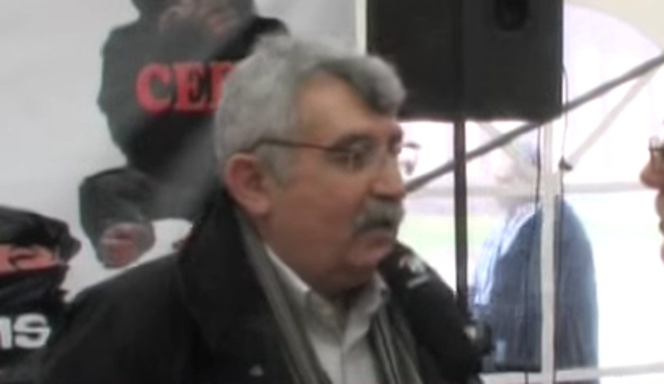 Zübeyir Aydar (screenshot)