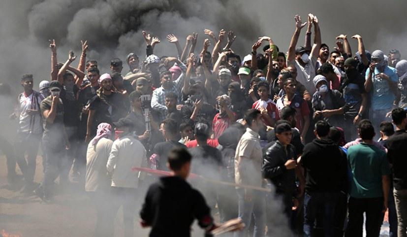 """""""Das Gaza-Massaker zeigt die wahre Natur von Zionismus und Imperialismus"""""""