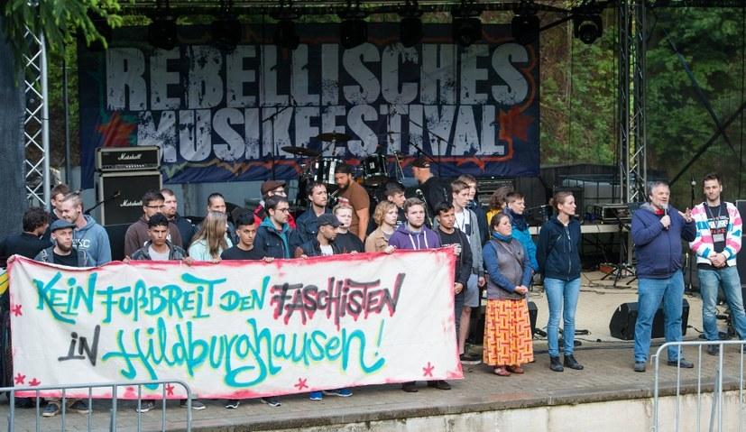 Polizeichef Löther: Mit Zensur und Unterdrückung gegen das Festival