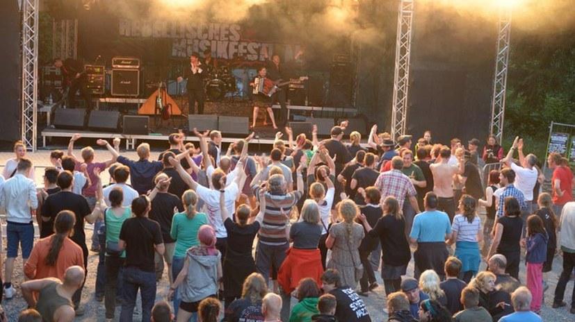 Rebellisches Musikfestival: Jetzt erst recht! Alle Solidaritätserklärungen