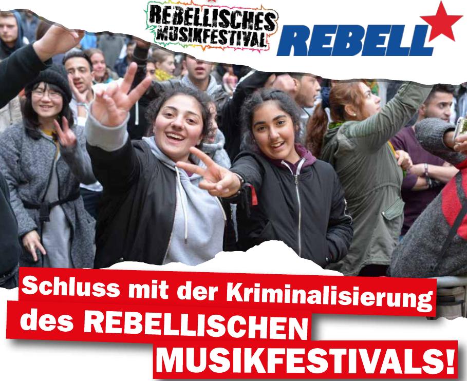 Rebellisches Musikfestival Polizeichef Löther: Mit Zensur und Unterdrückung gegen das Festival