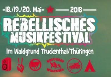 Rebellisches Musikfestival