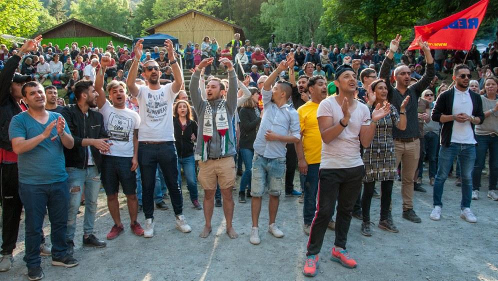 Stolze Bilanz eines großartigen Rebellischen Musikfestivals